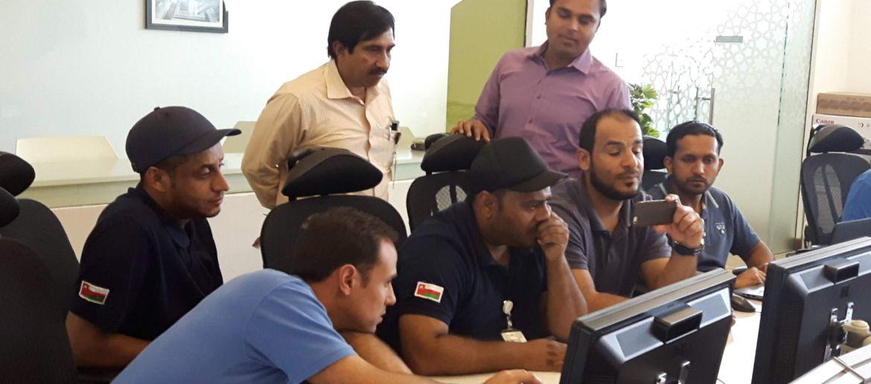 Expansão do sistema AquaSafe em Muscat, Oman