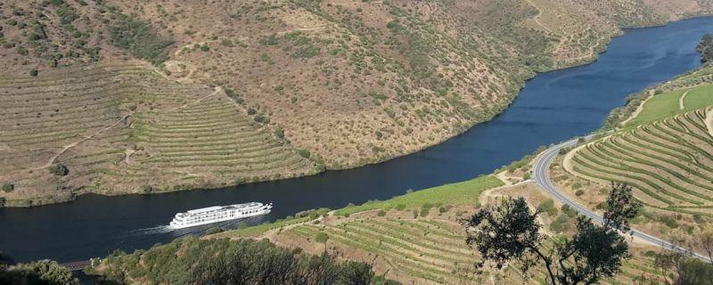 Plataforma de informação meteorológica e hidrológica para a Via Navegável do Douro