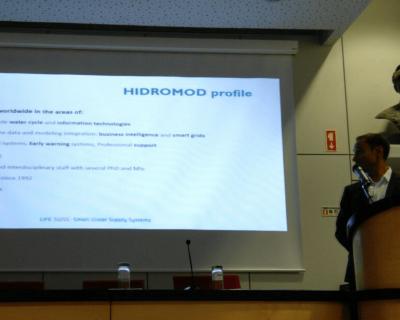 3ª Workshop do project LIFE SWSS – Algarve