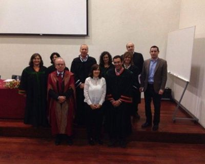 Hidromod on a PhD panel at Aveiro University, Portugal